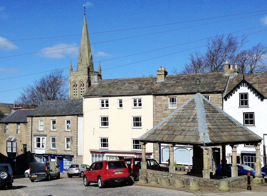 Alston Market Cross