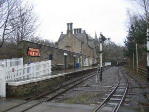 Alston Railway Station - geograph.org.uk