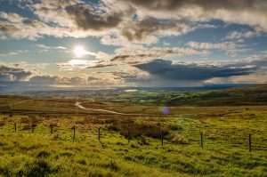 View from Hartside Top, A686