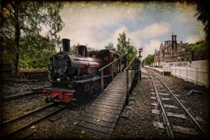 Alston Station by wandereringsoul